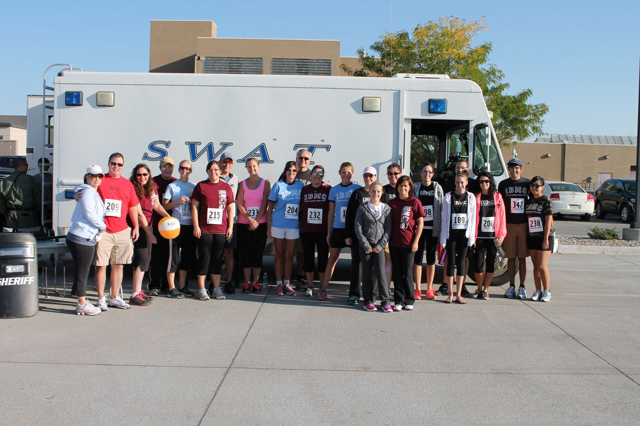 IBMC College Sponsors Larimer County Jailbreak Run and Helped Funds