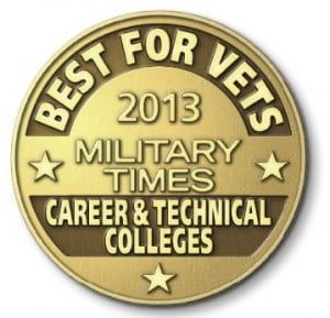 IBMC College Named Best for Vets 2013 Military Times Career and Technical Colleges