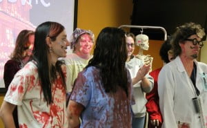 IBMC Fort Collins Business & Medical College Hosted a Halloween Student Awards Assembly