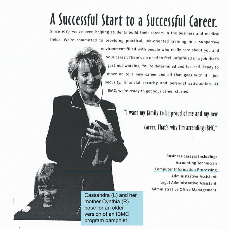 Career training at IBMC
