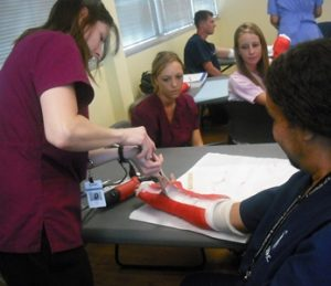 IBMC Medical Assisting Casting at the Fort Collins, CO College Campus