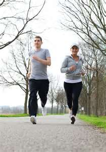 Running as a couple