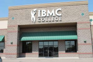 IBMC College has moved to the Elk Lakes Shopping Center.