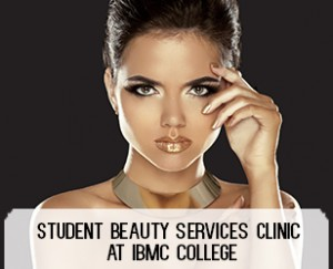 Student Beauty Services at IBMC College