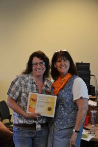 Greeley college, IBMC, honors faculty member
