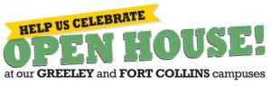 Free Events Fort Collins, CO and Greeley, CO Open House Celebration at IBMC College