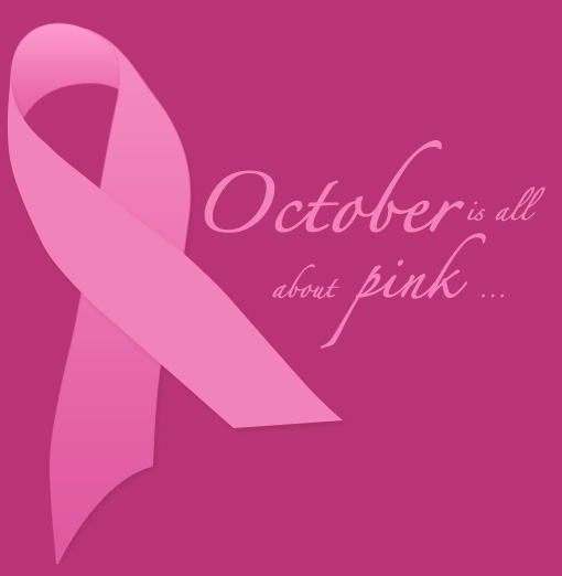 Fight breast cancer at IBMC College by wearing Jeans in October.