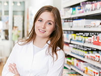 Train for a healthcare career as a Pharmacy Technican.