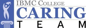 IBMC Caring Team Pillars Logo 2