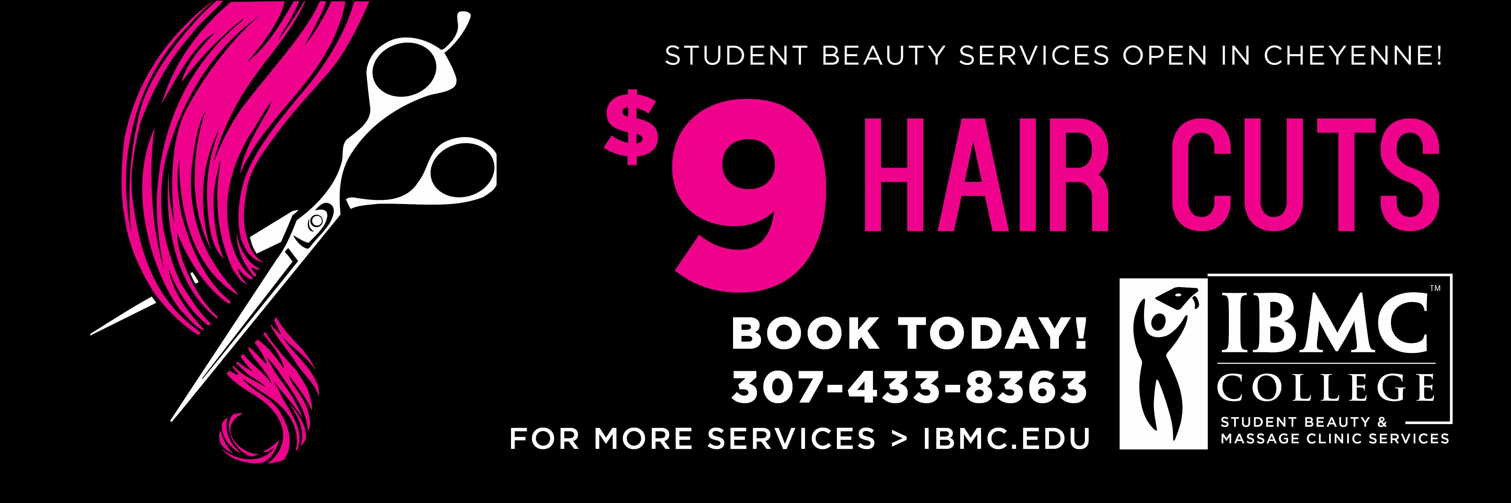 Ibmc Colleges Student Beauty Services Clinic Opens In Cheyenne On