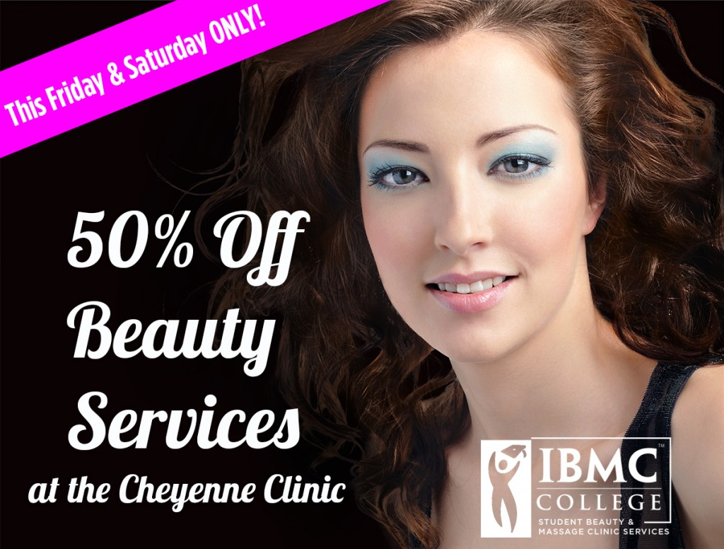 Cheyenne Salon Special