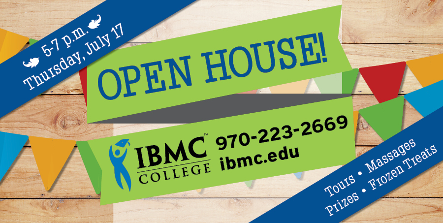 IBMC College in Fort Collins Open House event