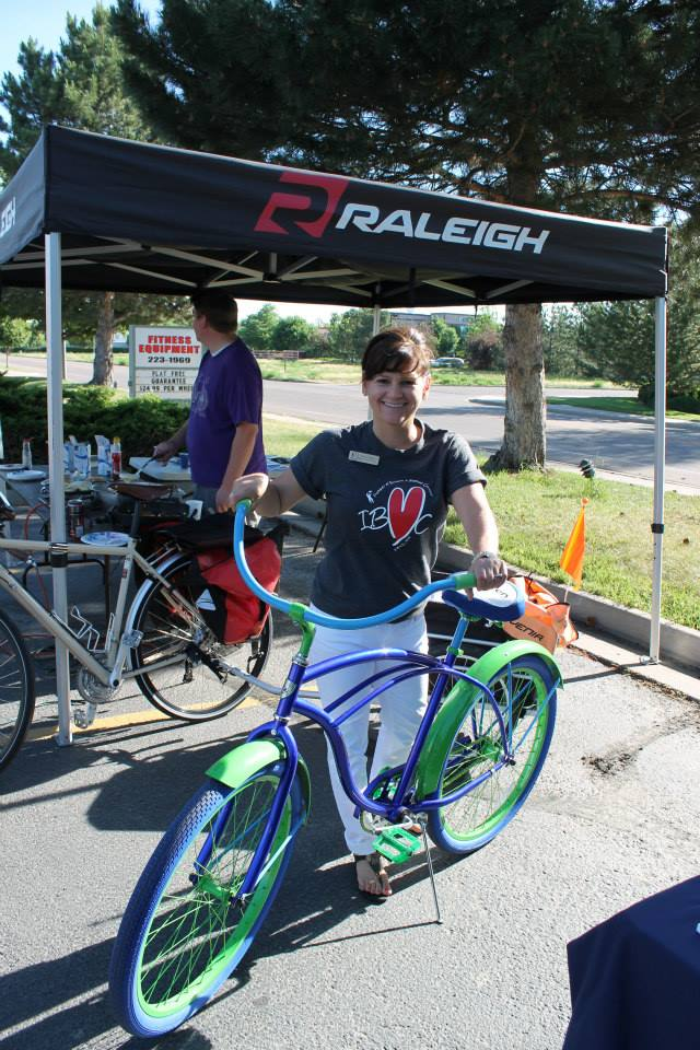 IBMC College sponsors Bike to Work Day 2014