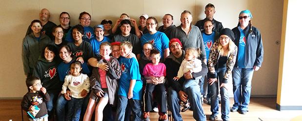 Cheyenne Green Team at IBMC College