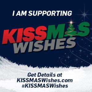 Kissmas-wishes