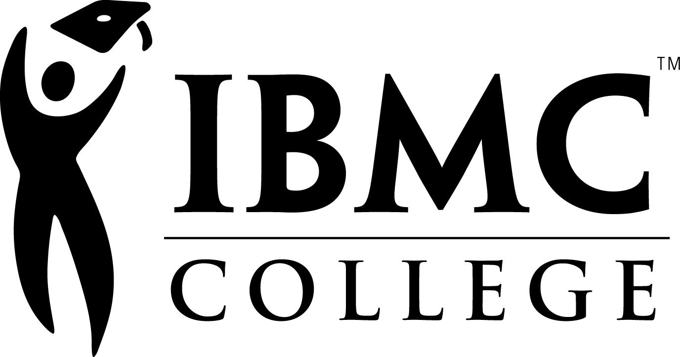 IBMC College Black Horiz