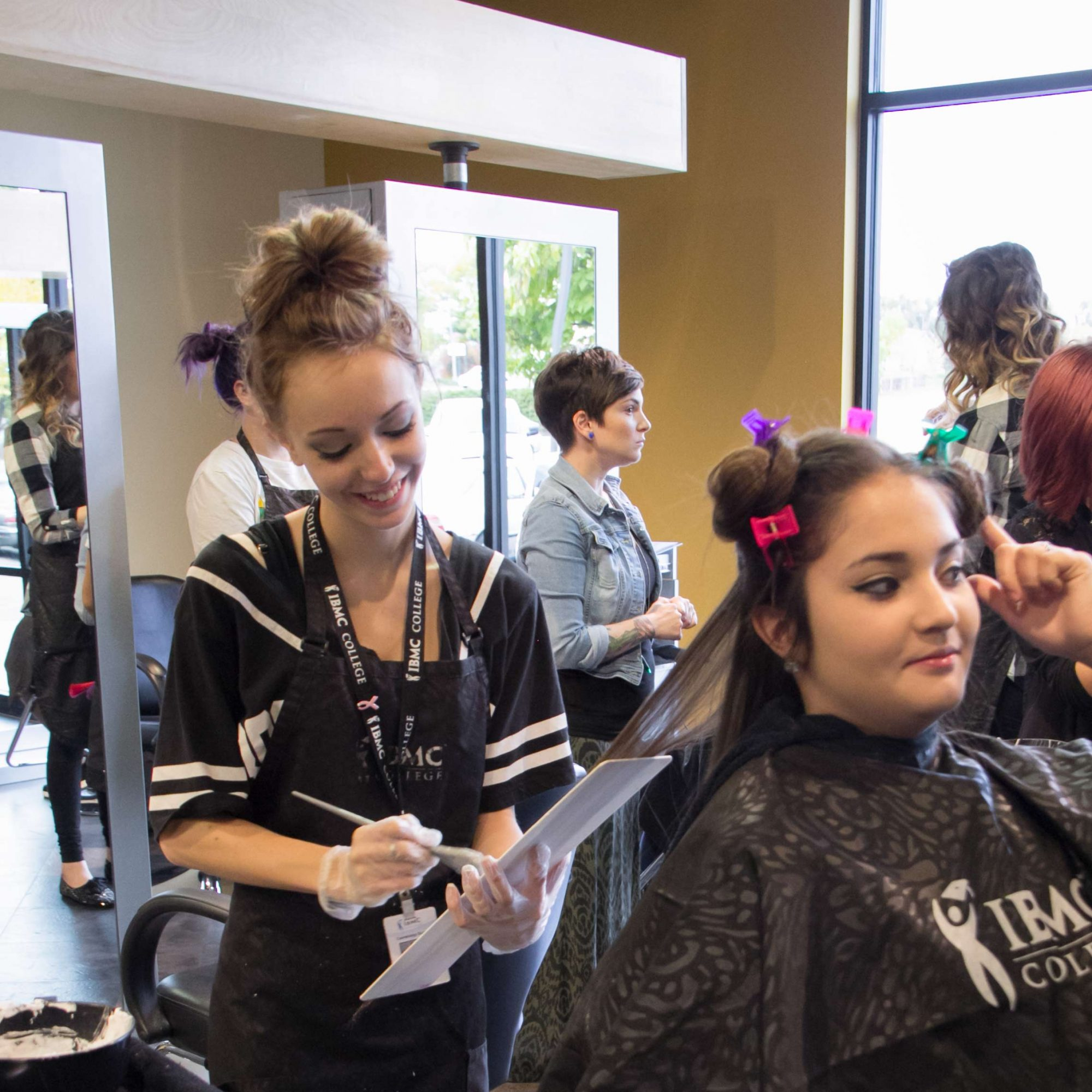 Cosmetology School Longmont, CO | IBMC College Beauty School
